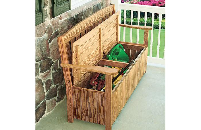 5 Garden Storage