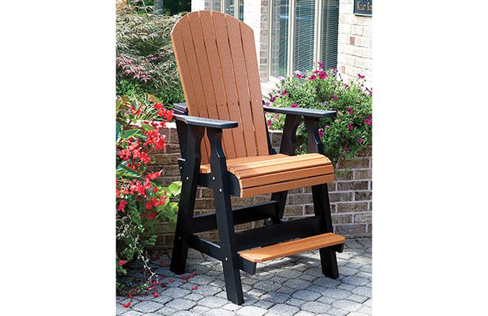 Fanback Pub Chair